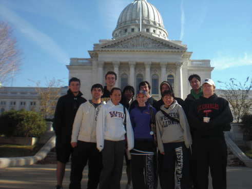 WIU in Madison, Wis.